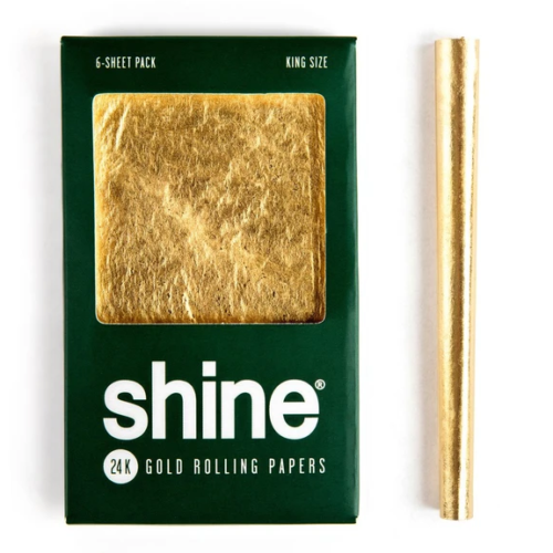 Shine 24K King Size (6 Sheet)