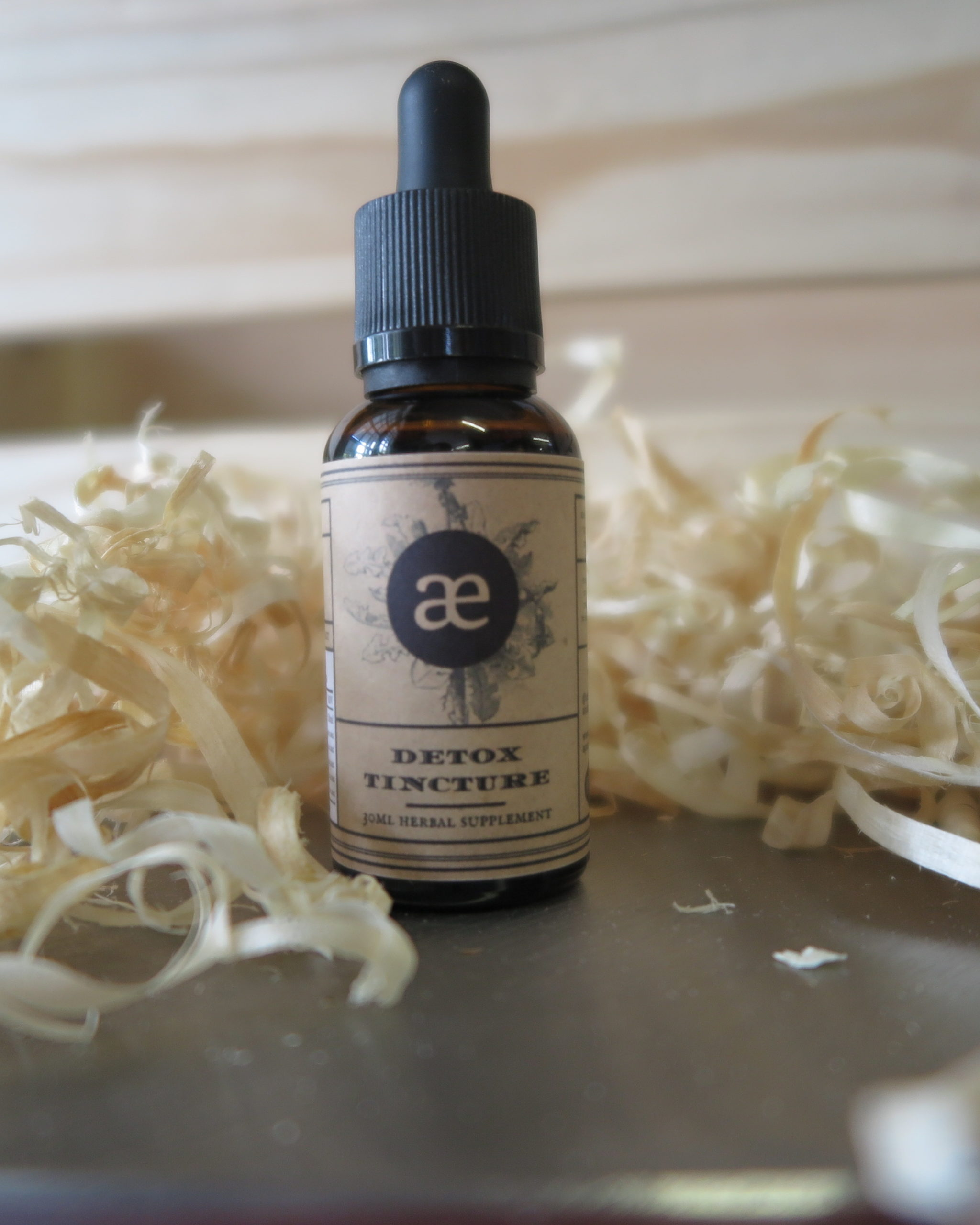 Aether Detox Tincture