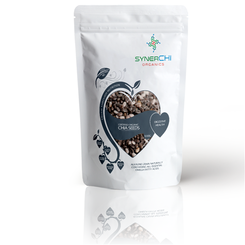 SynerChi Chia Seeds - 500g