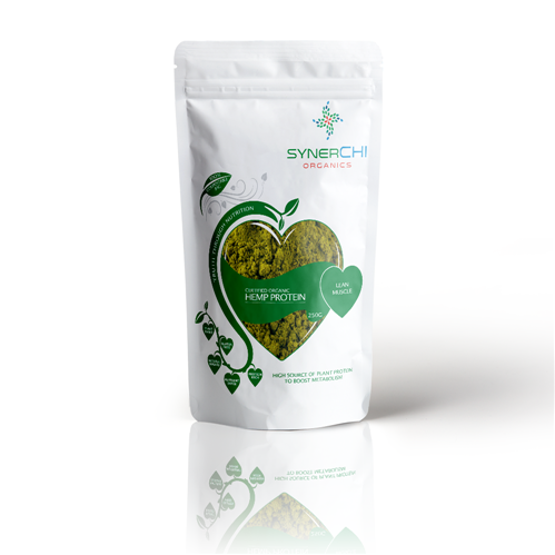 SynerChi Hemp Protein Powder
