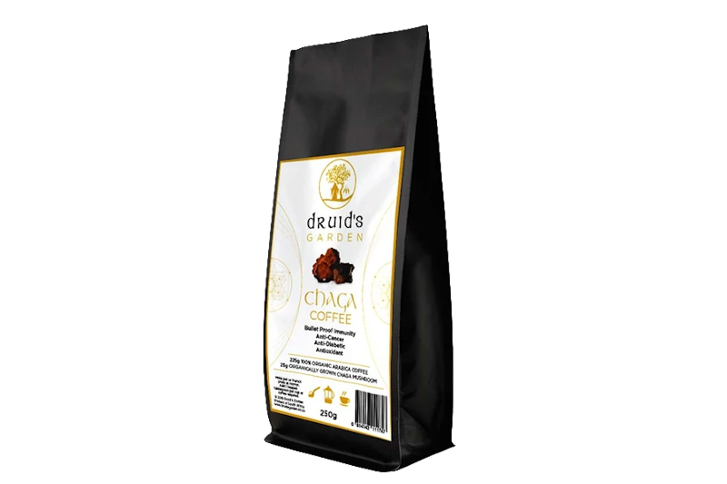 Druids Garden Chaga Coffee 250g Ground